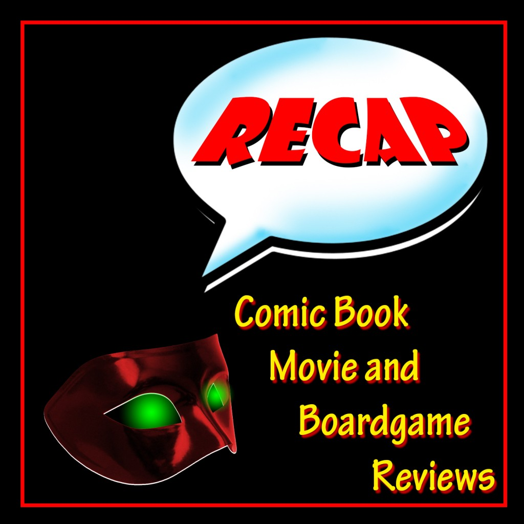 Recap - Comic Books