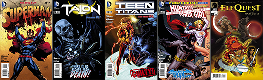 Covers DC C