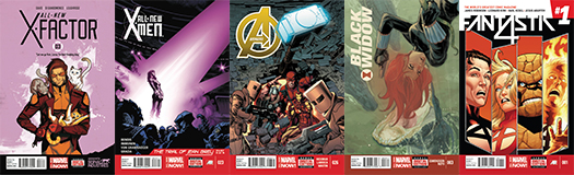 Covers-Marvel A