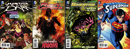 Covers DC B