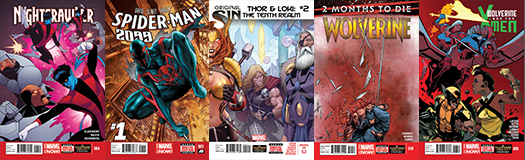 Covers Marvel C