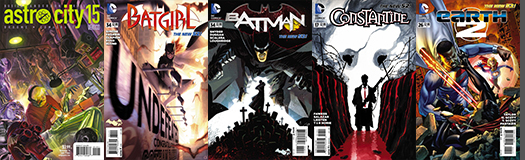 DC Covers A