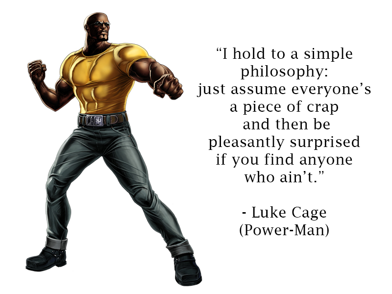 Power Man Luke Cage