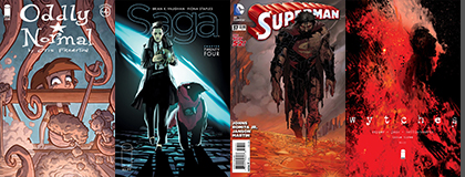 Comic Covers B